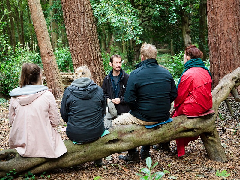 Level 1: Forest School Ethos and Principles - Mar