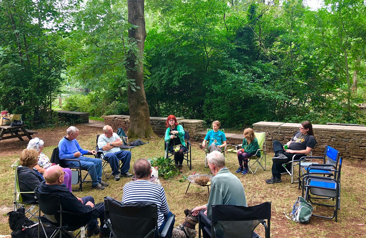 Woodland Wellbeing for Dementia
